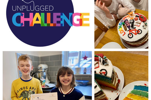 Unplugged Challenge - Spatulas at the Ready!