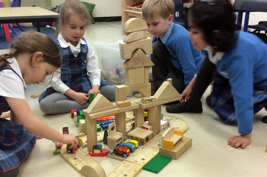 Exploring Engineering Through Bridge and Tower Building