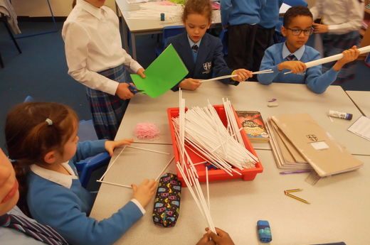 Year 3 Make Their Own Wooly Mammoth Trap