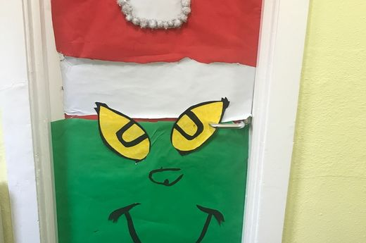 Christmas Door Competition 2019