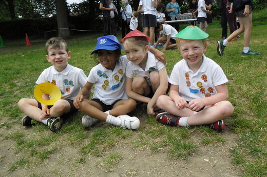 Sports Day - EYFS + Video