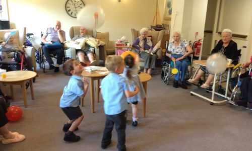 Pre-Reception Visit Care Home
