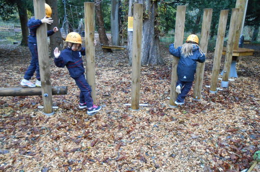 Year 4 Challenge Themselves at Woodmill