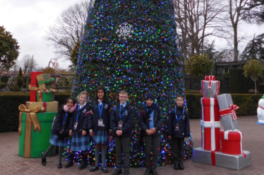 Paultons Park at Christmas - The Review