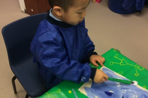 Exploring Winter in Pre-Reception