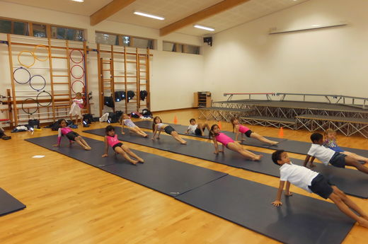 Gymnastics & Dance Club