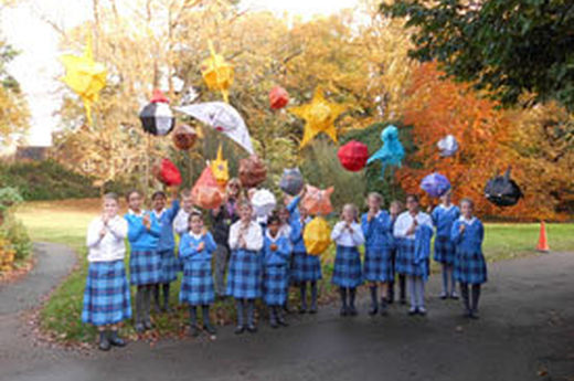 Our lantern workshops and parades