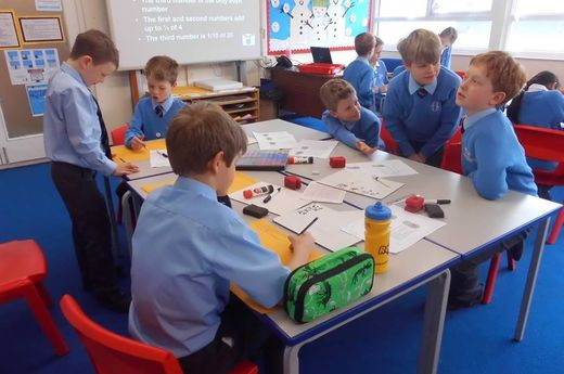 Maths Enrichment Workshop Challenges Years 1 to 6