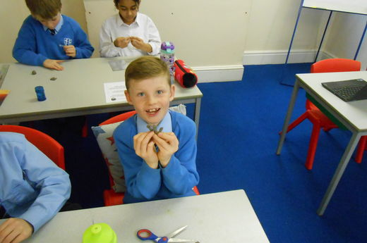 Year 4 Investigate the Digestive System