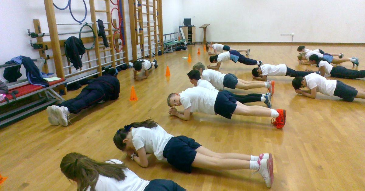 Health Related Fitness Heroics Sherborne House School